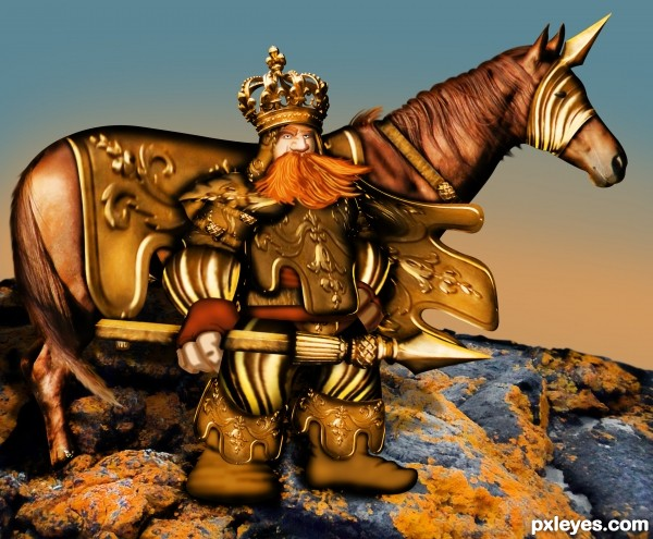 King of the Dwarfs