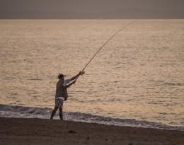 Fishingatdusk