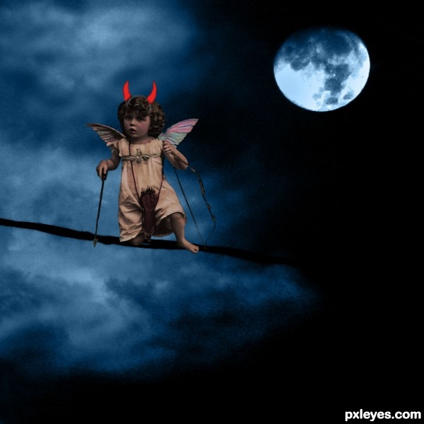 devil cupid