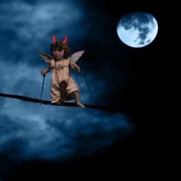 devil cupid  Picture