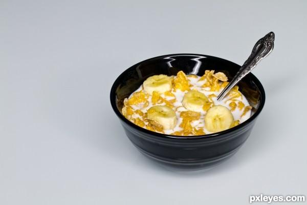 Breakfast of champions?