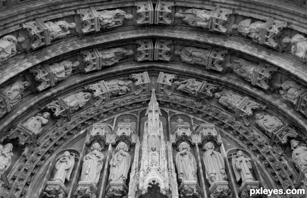 Gothic Door Picture By Artifakts For Gothic Architecture
