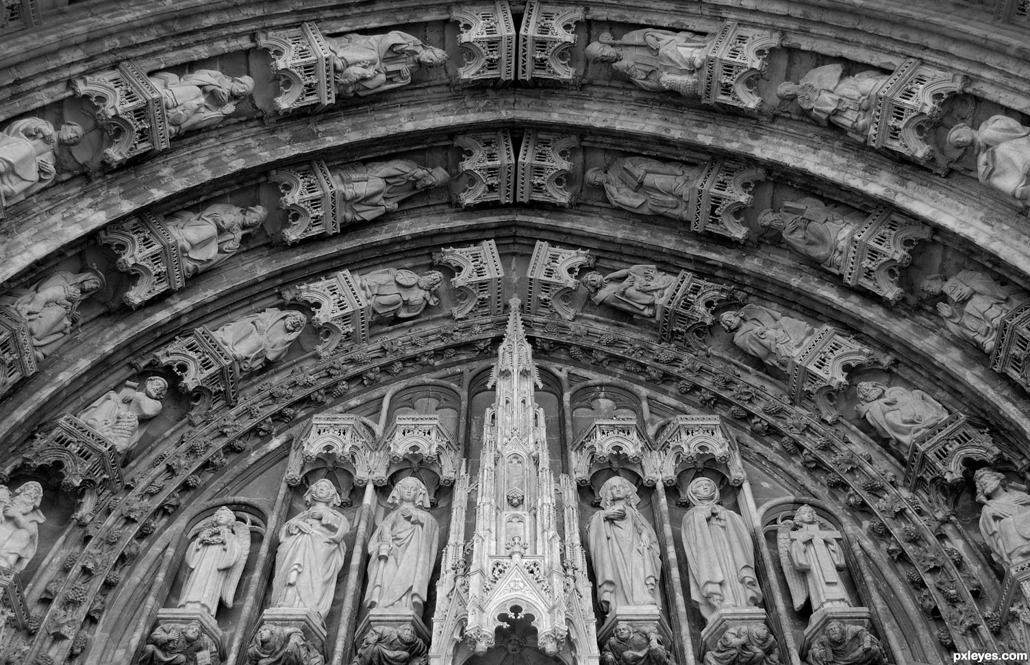 Gothic Door Picture By Artifakts For Gothic Architecture Photography