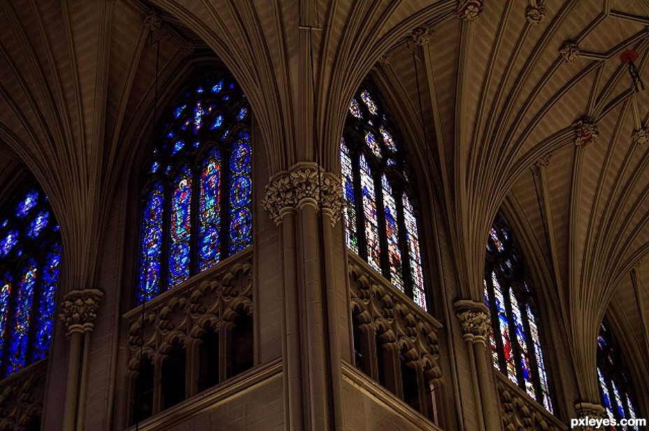 Interior Picture By Kyricom For Gothic Architecture Photography