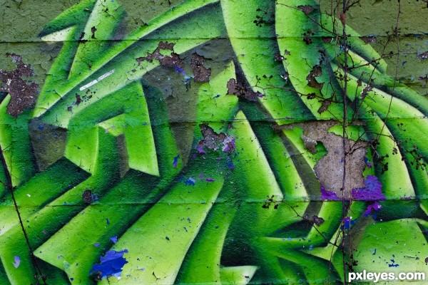 Green Graffiti