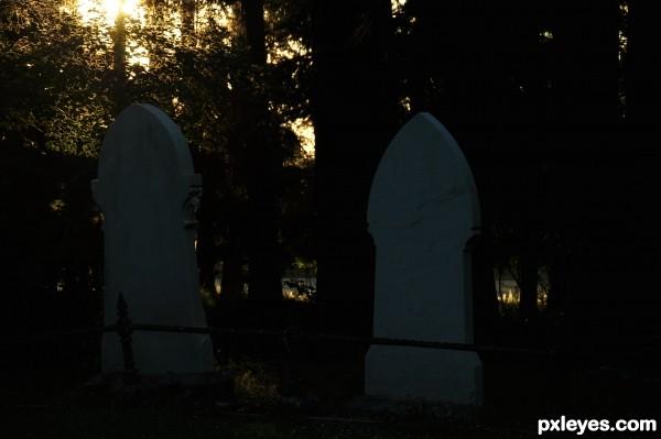Twin Tombs
