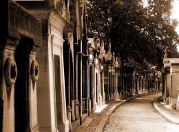 StreetinPreLachaise