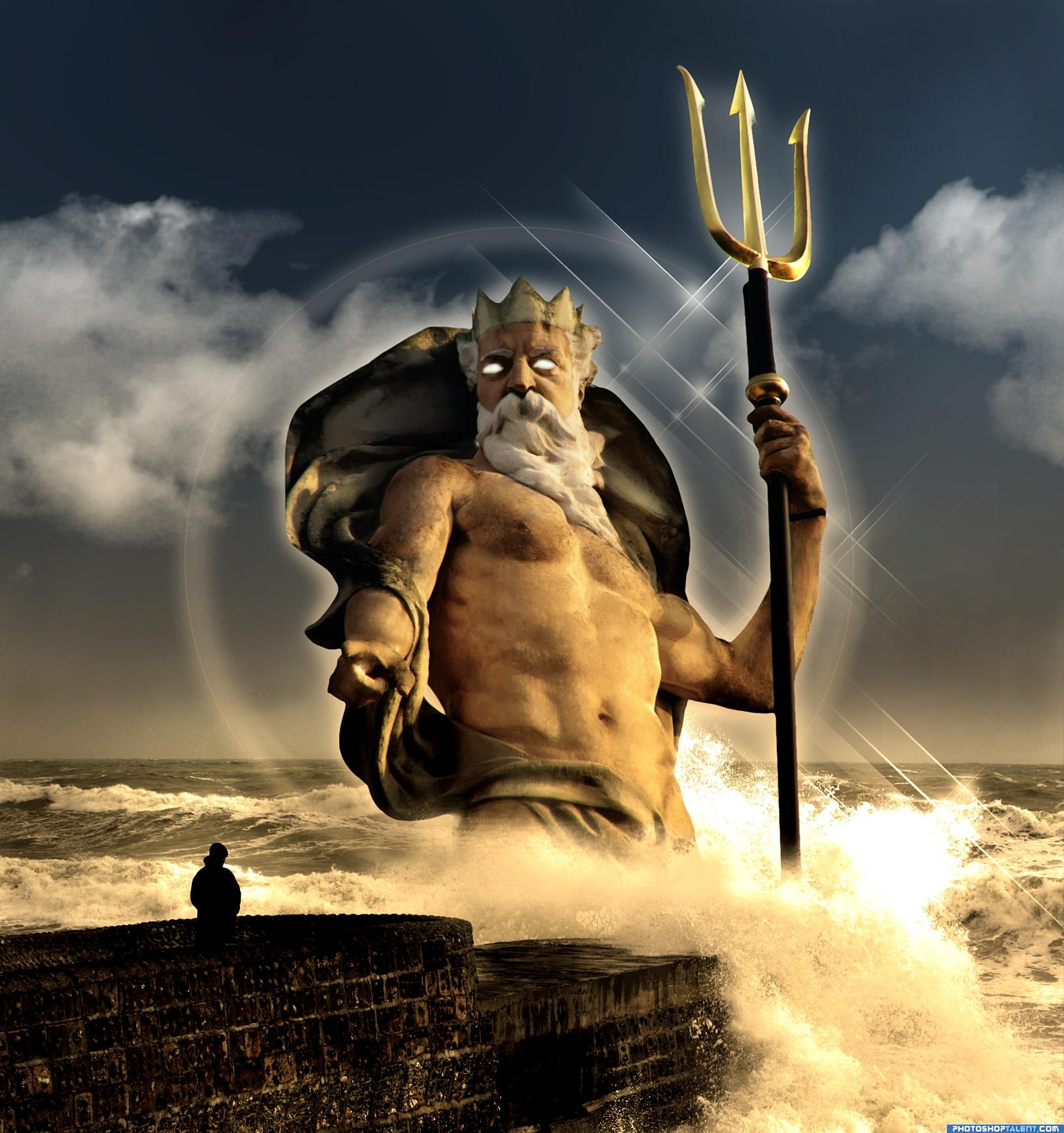 poseidon the god of - photo #19