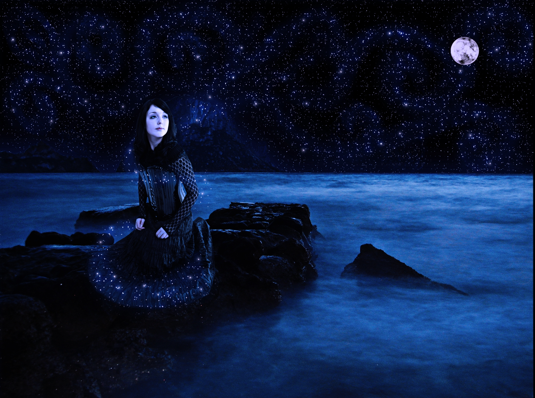 Nyx Goddess Of Night Picture By Musicj19 For Greek Gods Photoshop