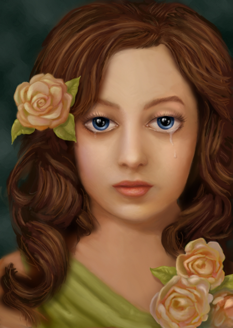 Persephone Story For Kids