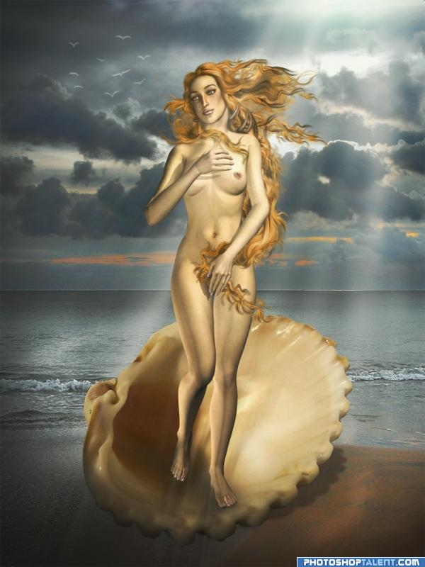 богиня венера изображение: