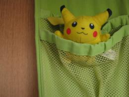 A wild Pikachu appeared! Picture