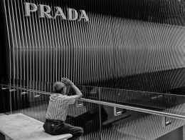 Praying to Prada