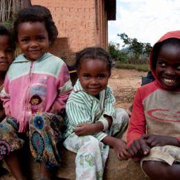 ChildreninMadagascar