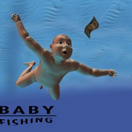 Baby Fishing Picture