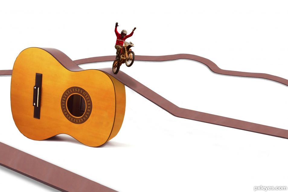 Guitar Race