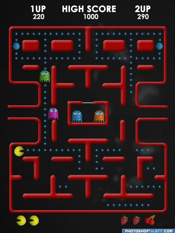 Pacman..!!!