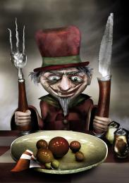 Hungry hatter