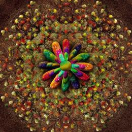 Gumdrop Flowers