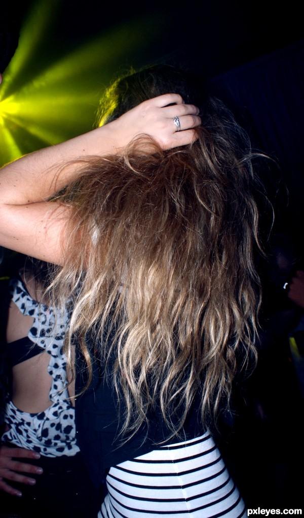 Lush hair