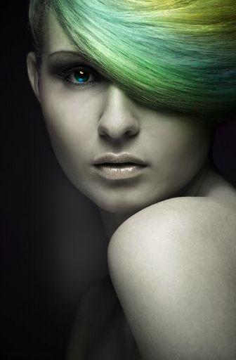 Hair Abstract