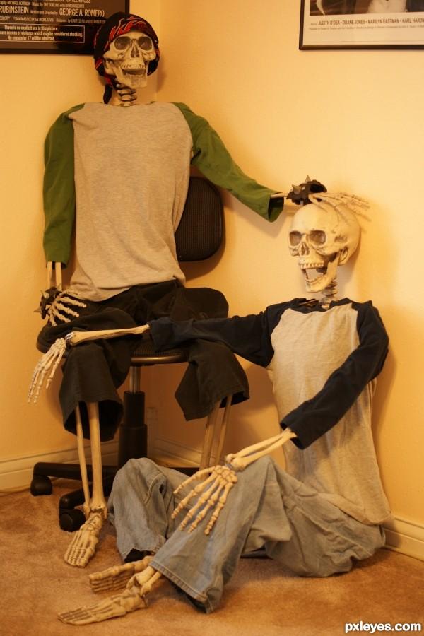Bone Heads