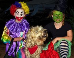 Halloweenvisit