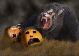 No More Halloween Pumpkin Fun....Right?