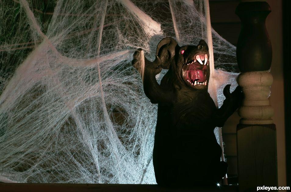 Call an exterminator!