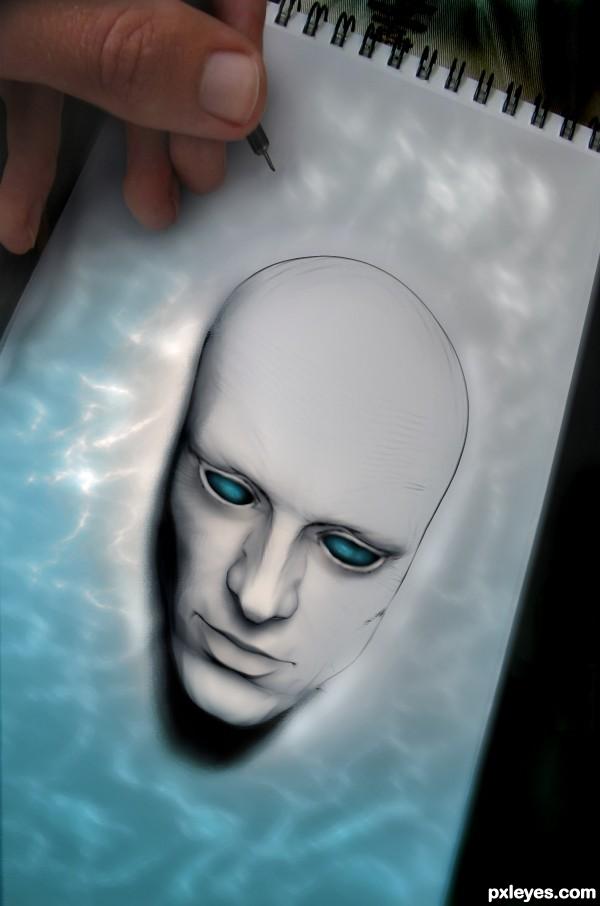 Sketch Hallucination