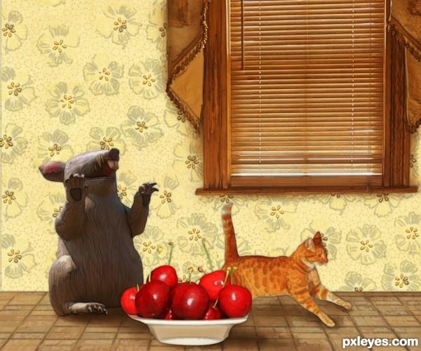 Cherry and Tom