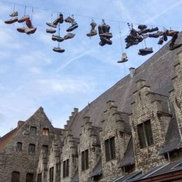 Floating shoes