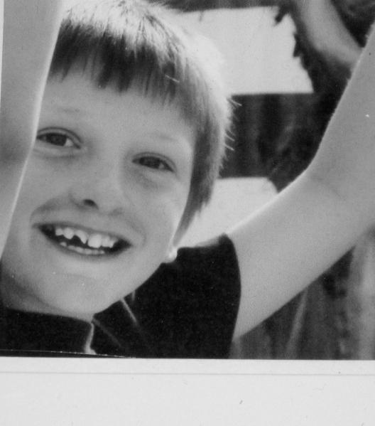 Erik age 6