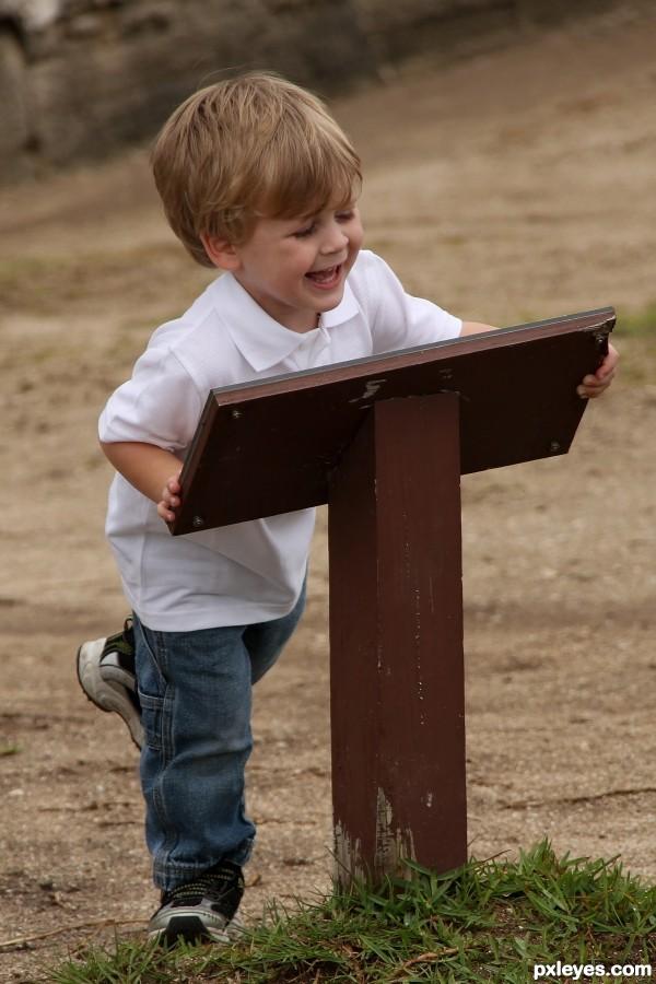 Future Politician!