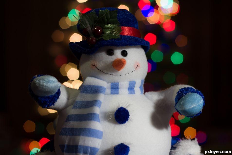 Feeling Frosty