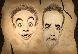 Caricature expressions