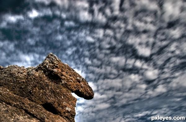 Stone Anvil