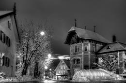 Hohenems by Night Picture