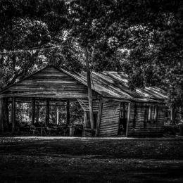 Old sawmill, Aspley, Australia. Picture