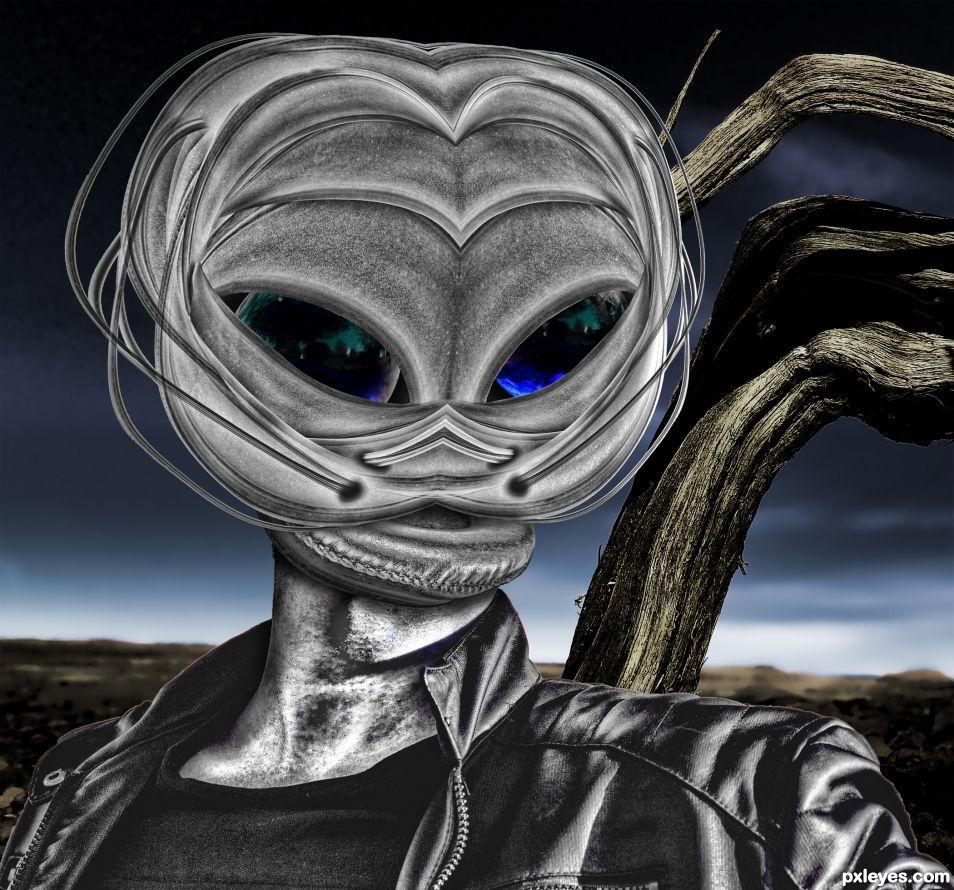 Alien Cool
