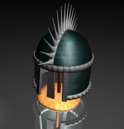 GladiatorHelmet