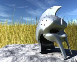 Maximus Decimus Helmet
