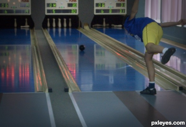 Bowling....