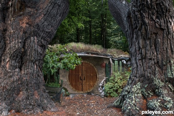 wood Hobbits