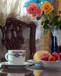 coffee for breakfast