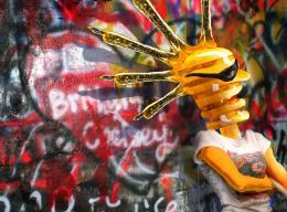 Cool with Graffiti