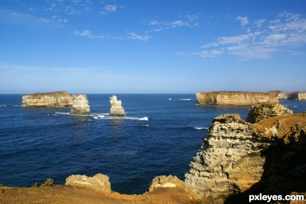 12 Appostles - Great Ocean Roa