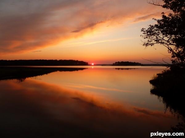 Arrowhead Sunset