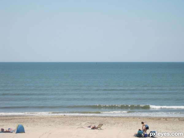 Horse Neck Beach