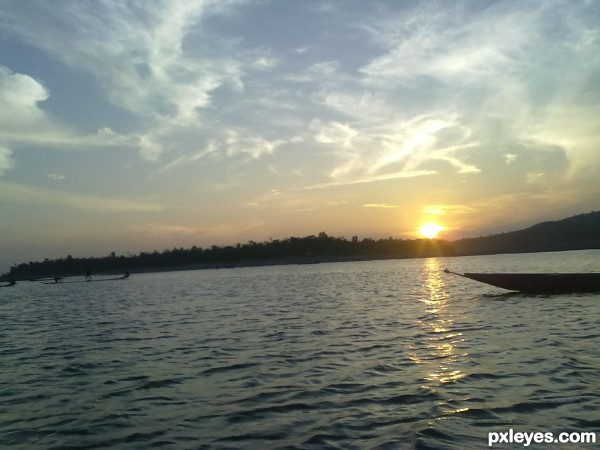 SUNSET OF BD